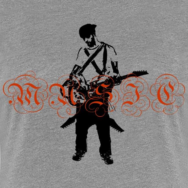 Guitarr Musician by Stefan_Lindblad