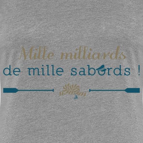 Mer - Mille Milliards de Mille Sabords