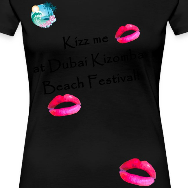 Perfect lips design black text variation 4