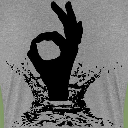 OK - Frauen Premium T-Shirt