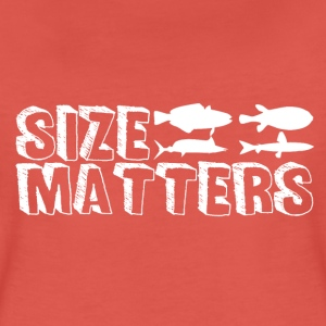 Size Matters - Fishing - Frauen Premium T-Shirt