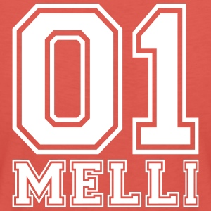 Melli - Name - Frauen Premium T-Shirt