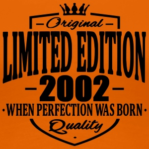 Limited edition 2002 - Women's Premium T-Shirt
