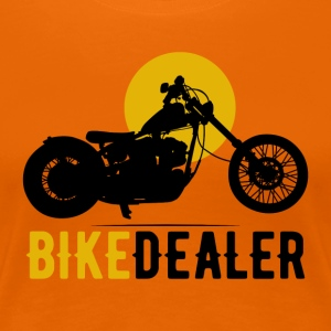 Bike Dealer · LogoArt - Women's Premium T-Shirt