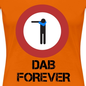 DAB ALT / Prohibited dabbare - Women's Premium T-Shirt