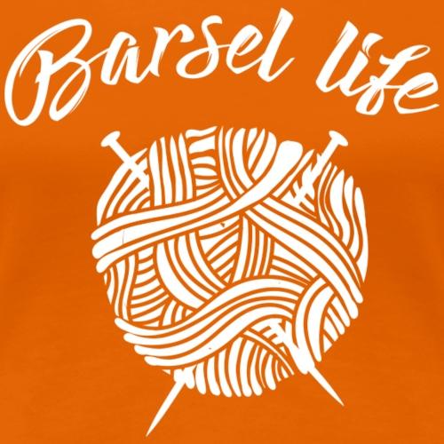barsel life - Dame premium T-shirt