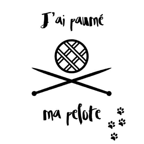 J'ai paumé ma pelote... Félix ? - T-shirt Premium Femme