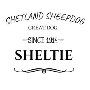 Sheltie, Shetland Sheepdog - Frauen Premium T-Shirt