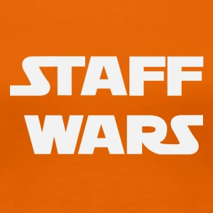 Staff Wars (2181) - Women's Premium T-Shirt