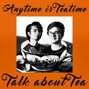 Anytime is tea time - Women's Premium T-Shirt