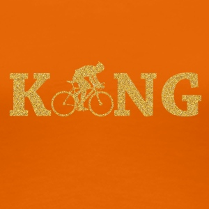 bike King - Women's Premium T-Shirt
