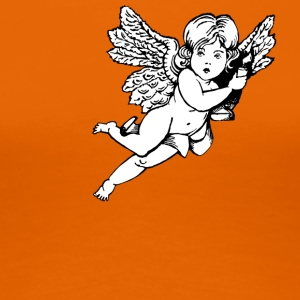 angel 1 - Dame premium T-shirt