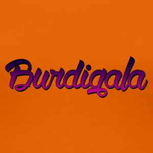 Burdigala - Women's Premium T-Shirt