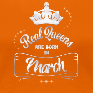 Queens March - Women's Premium T-Shirt