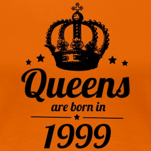Queen 1999 - Women's Premium T-Shirt