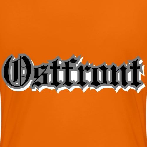 Ostfront - Frauen Premium T-Shirt