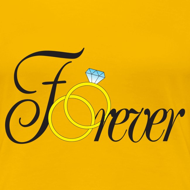 Forever Ringe. Für immer mit Ringen!