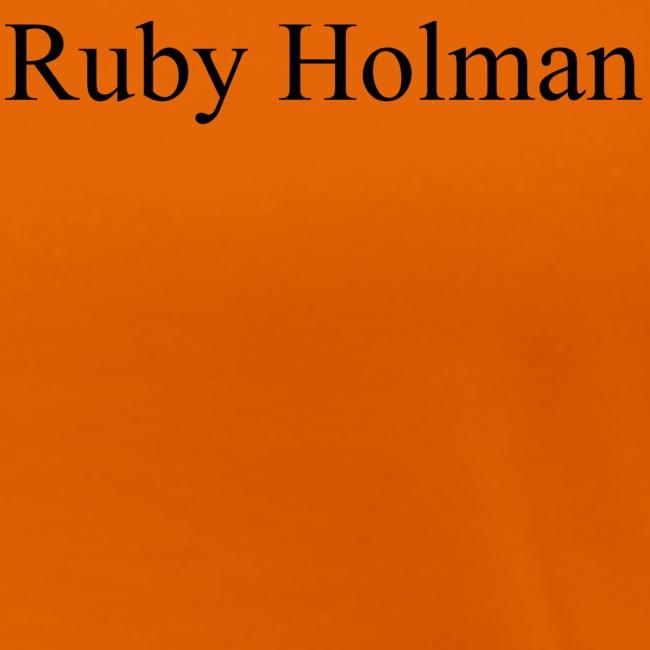 Ruby Holman