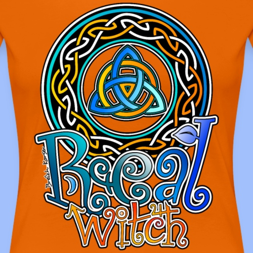 Real witch - T-shirt Premium Femme