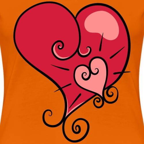 The world's most important. - Women's Premium T-Shirt