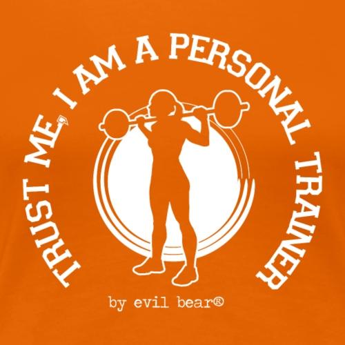 PERSONAL TRAINER 03 - Koszulka damska Premium
