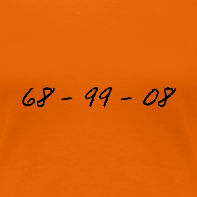 68 - 99 - 08