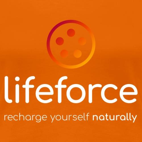 T shirt LifeForce Homme (logo blanc) - T-shirt Premium Femme