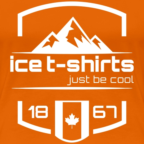 ice t shirt signet - Frauen Premium T-Shirt