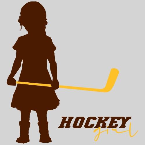 Hockey Girl I - Frauen Premium T-Shirt