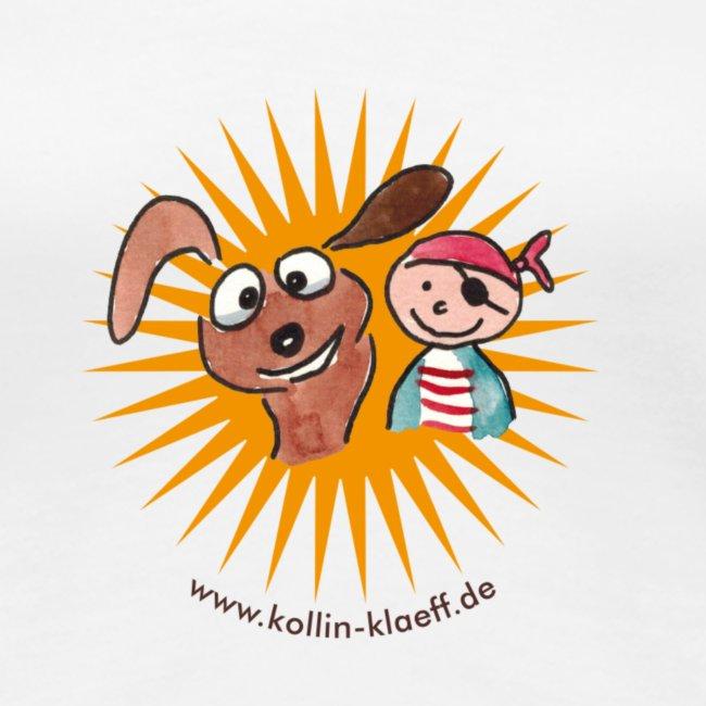 Kollin Kläff - Hund mit Pirat