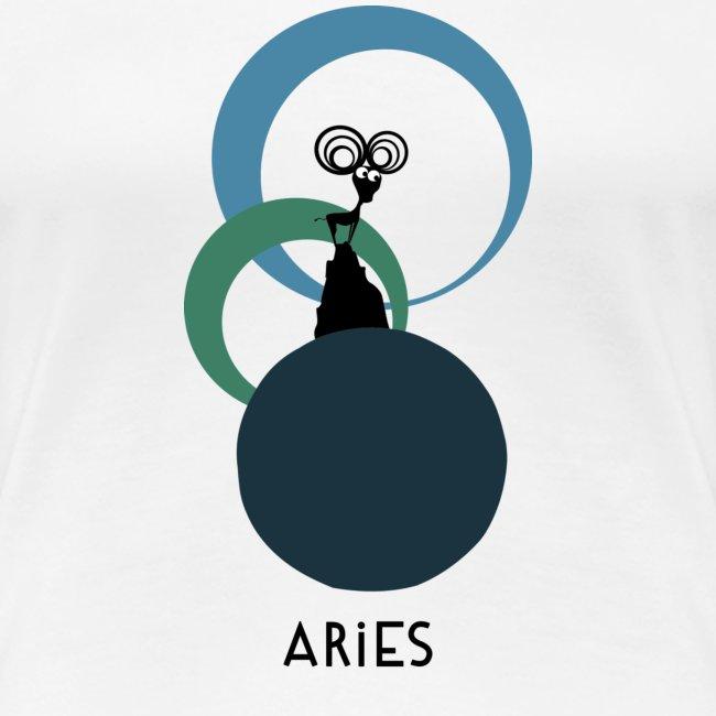 Unconventional zodiac: Aries