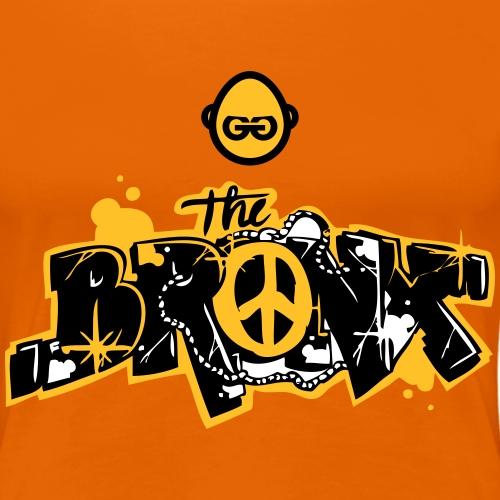 streetwear gorilla Bronx graffitti