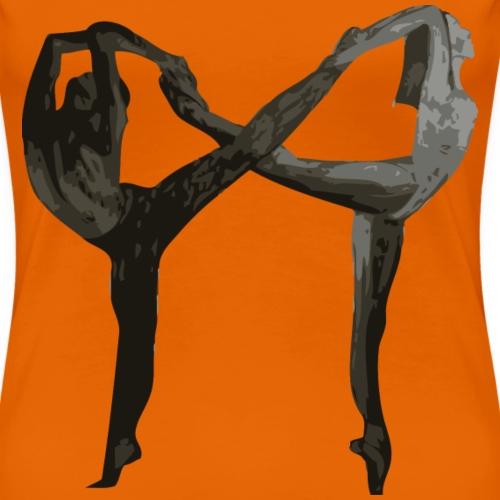 danse infini png - T-shirt Premium Femme