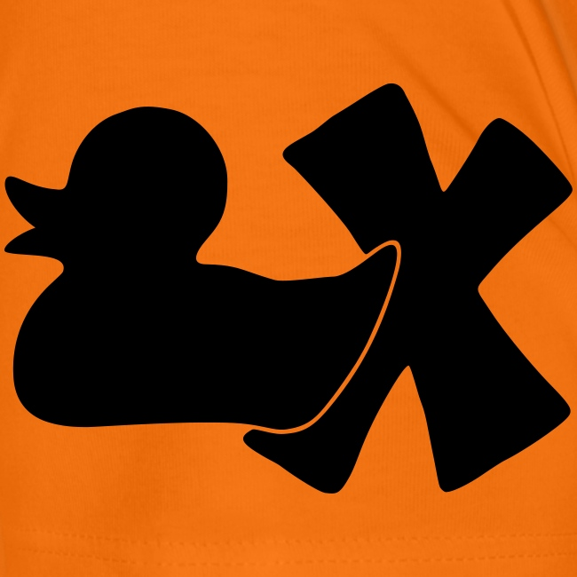 Ente mit X v3 3 klein