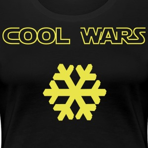 Cool_Wars - Frauen Premium T-Shirt