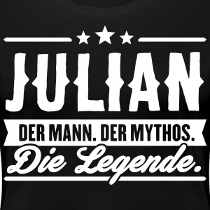 Mann Mythos Legende Julian - Frauen Premium T-Shirt