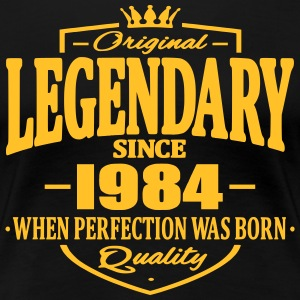 Legendary since 1984 - Women's Premium T-Shirt