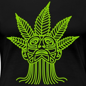 Hemp Maya - Women's Premium T-Shirt