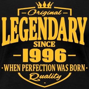 Legendary sedan 1996 - Premium-T-shirt dam