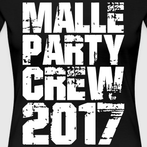 Party! Mallorca! Malle! Springbreak! - Frauen Premium T-Shirt