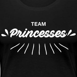 Team princesses - Women's Premium T-Shirt