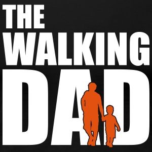 The Walking Dad vatertag geschenk son - Frauen Premium T-Shirt