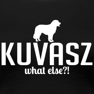 KUVASZ whatelse - Vrouwen Premium T-shirt