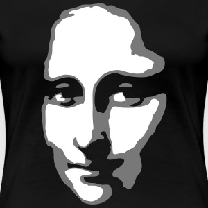 Mona Lisa - Women's Premium T-Shirt