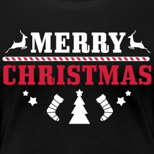 Merry Christmas - Women's Premium T-Shirt