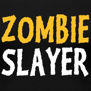 Zombie Hunter - Premium T-skjorte for kvinner