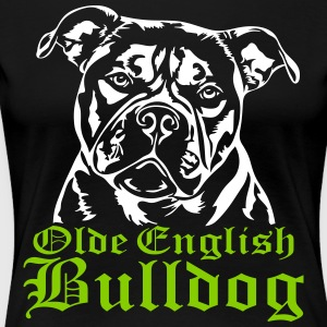 Olde English Bulldog - Frauen Premium T-Shirt