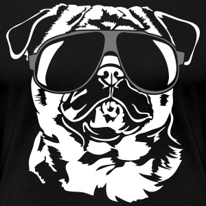 MOPS cool - Frauen Premium T-Shirt