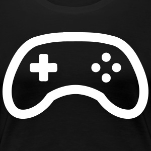 controller single - Women's Premium T-Shirt