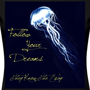 Follow Your Dreams - Vrouwen Premium T-shirt